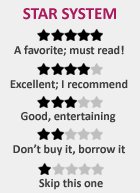 book ratings and reviews