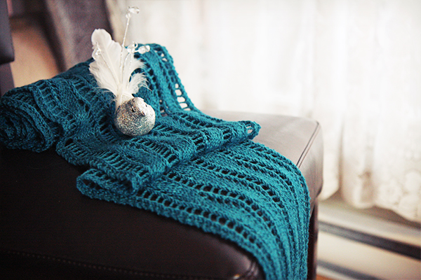 Mostly Wordless Wednesday – Knit Christmas Gifts 2013, Scarves ...