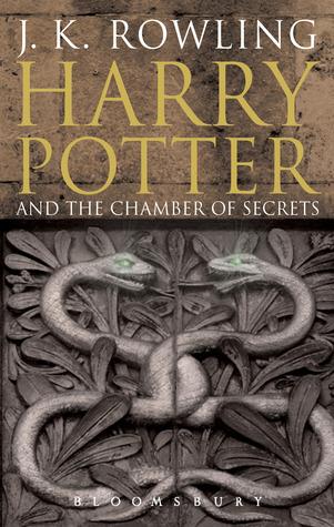 Harry potter chamber of secrets book