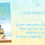 Giveaway : Somebody to Love by Kristan Higgins